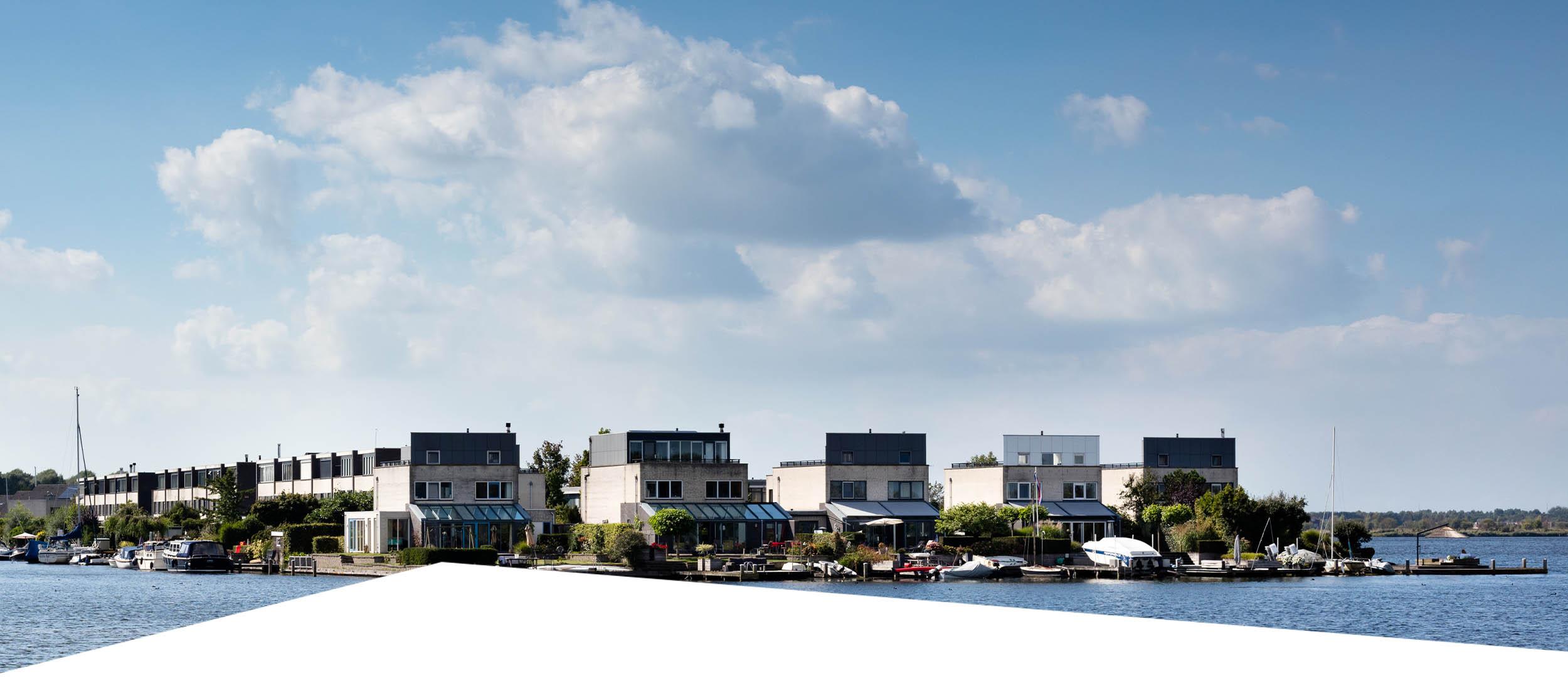 Banner Zuideijk Flevoland